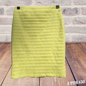 Pencil Skirt Stretch Career Textured 4